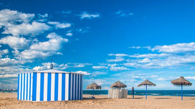 Scopri le 7 migliori spiagge vicino a Valencia